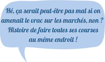 Bulle - Marché